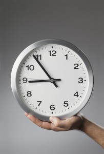 get a handle on time management